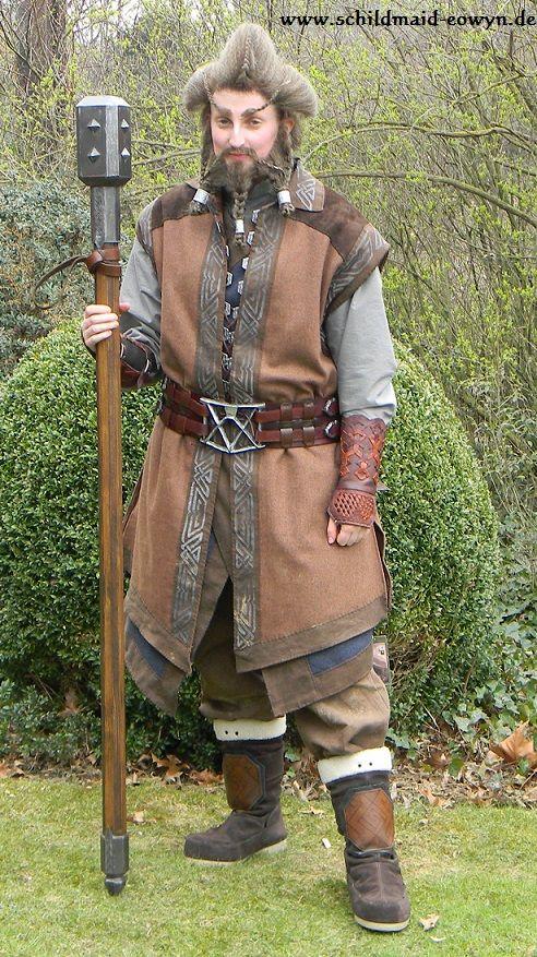 Nori the dwarf by Lady--Eowyn.deviantart.com on ...