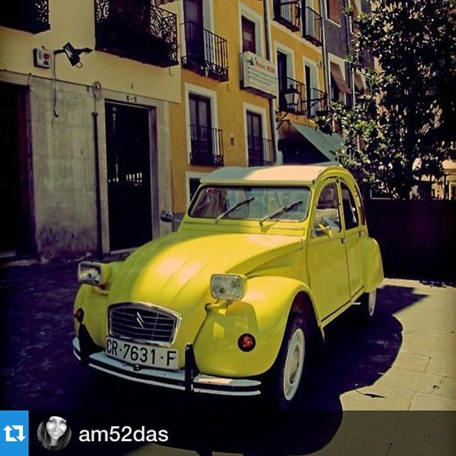 Repost Am52das With Repostapp Had To Repost Cheers Am52das I Ve Had About 5 2 Cvs But None In This Gorgeous Sunny Y Citroen Car Bond Cars Citroen 2cv