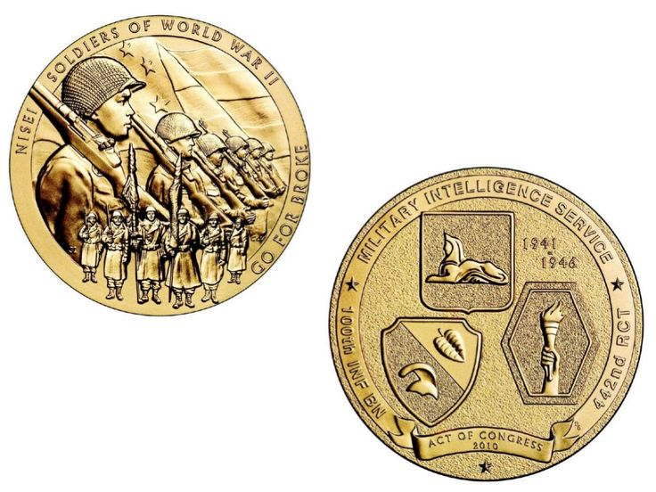 Nisei Soldier Congressional Gold Medal Seven-City Tour  by National Veterans Network   via slideshare