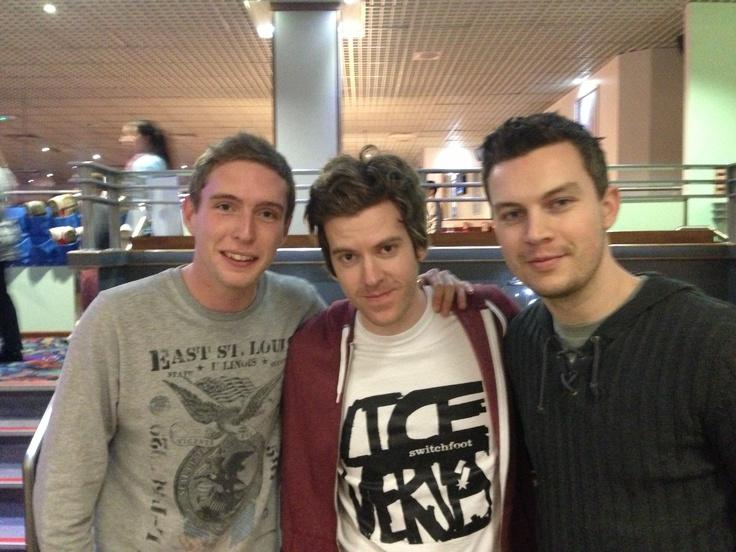 Adam, Kyle and Ben