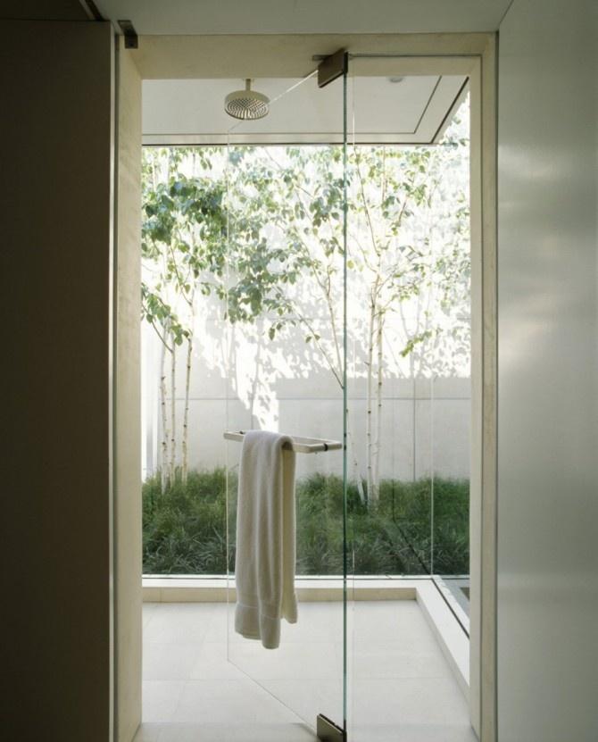 168 Best Indoor Outdoor Spa Sanctuaries Images On Pinterest | Outdoor  Showers, Succulents Garden And Bathroom