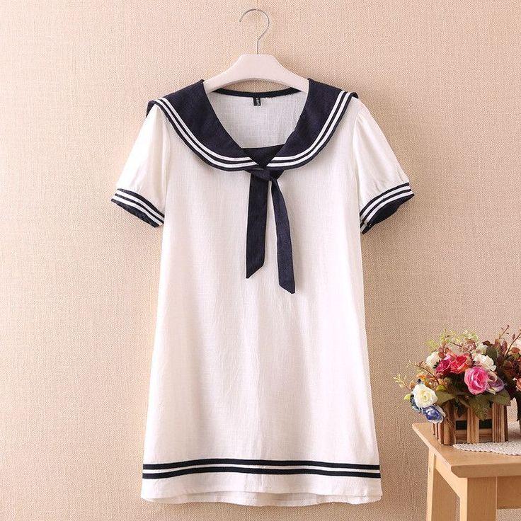 White Collar Shirt Womens