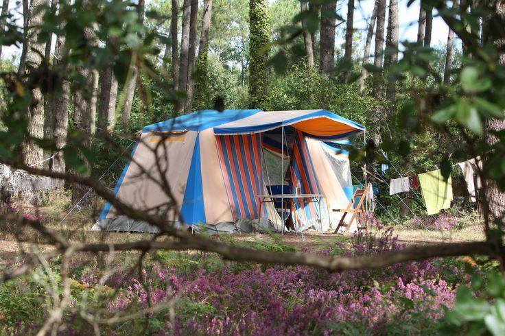 10 kleine campings dicht bij zee in Frankrijk - Frankrijk Puur - Tips voor je vakantie in Frankrijk