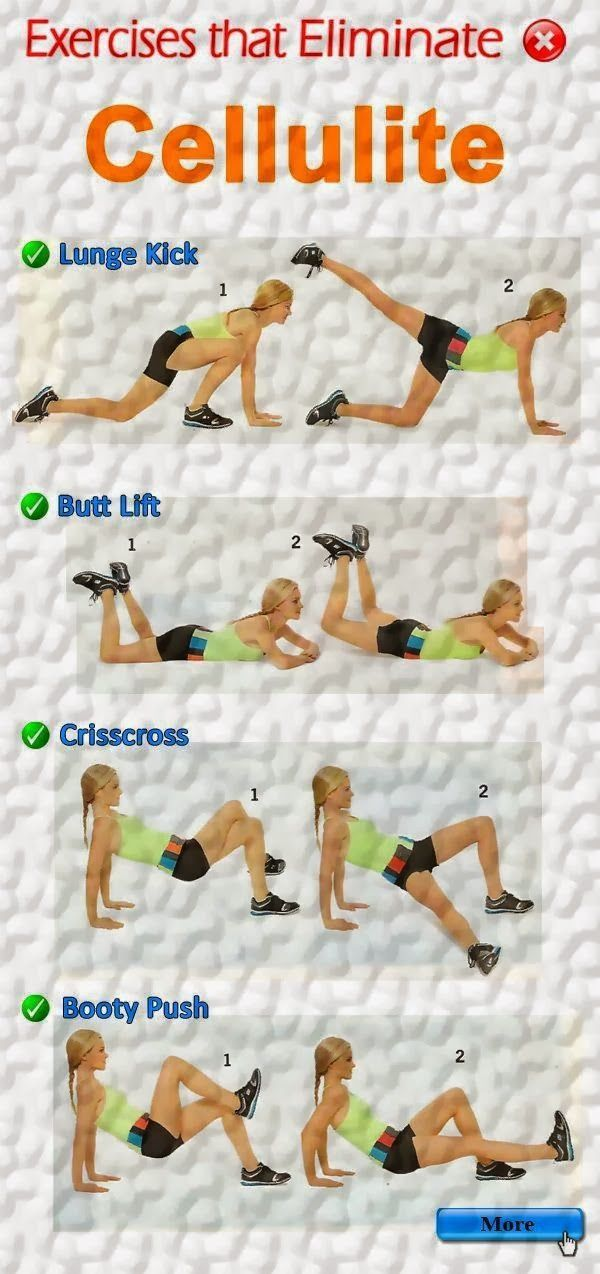 Those bumps – the natural remedy…….. Cellulite Elimination Exercise. So trying this! I hope it works!