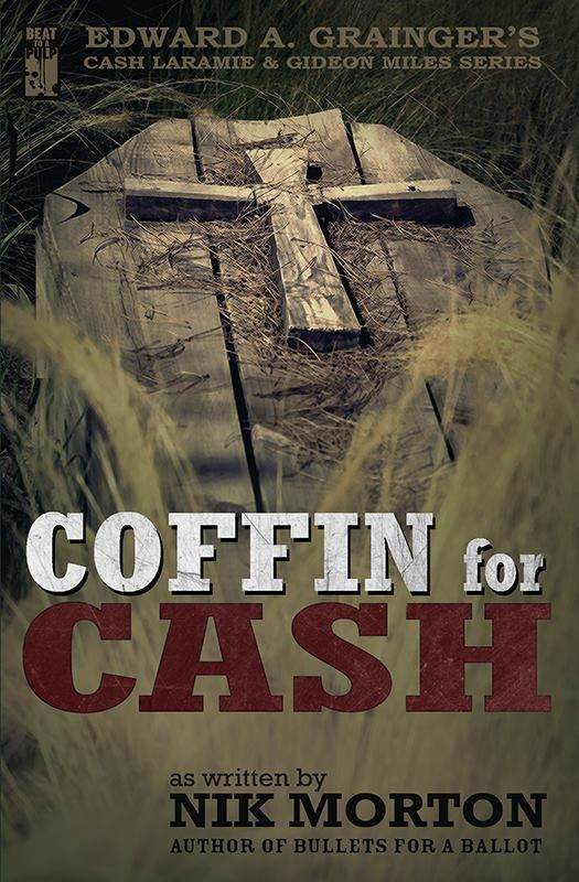 Coffin for Cash - 12th book in the Cash Laramie series