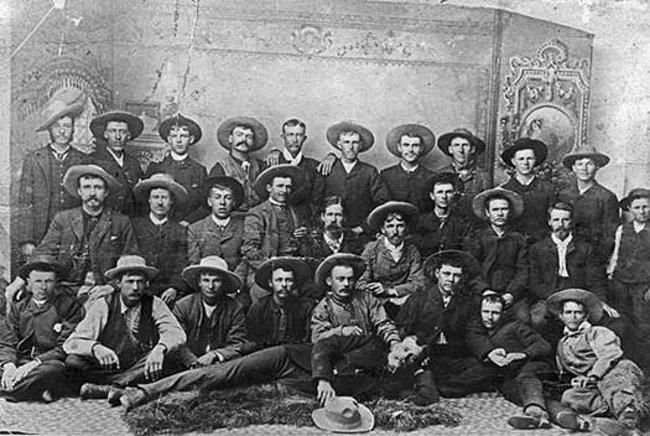 Buffalo Bill's Wild West Show is listed (or ranked) 44 on the list 60+ Beautiful Old Photos of Life in the Real Wild West