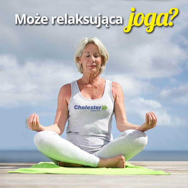 Joga przynosi odprężenie po tygodniu pracy. #joga #zdrowie #sport #relaks