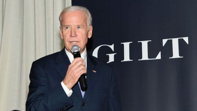 Joe Biden Takes Shot at Bernie Sanders, Is Almost Definitely Running for President FUCK JOE BIDEN!  He's a wholly owned subsidiary of the banks and insurance companies based in Delaware for tax purposes.  And remember, he's a plagiarist.
