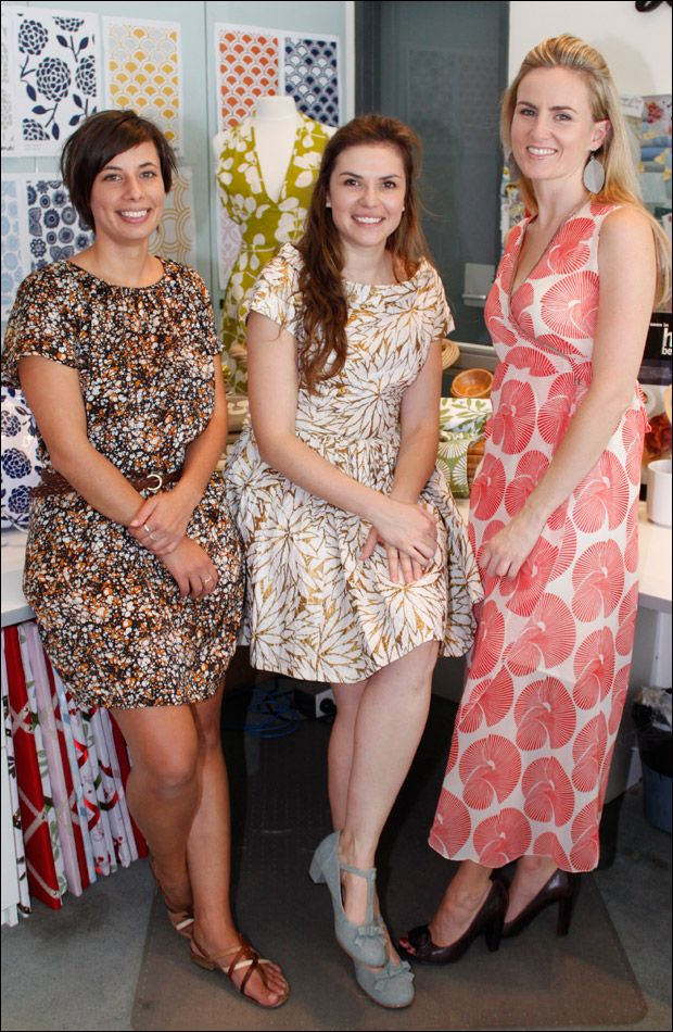 Dandi ladies wearing our fav prints for Lifestyled.com.au  http://www.lifestyled.com.au/living/living-expert/the-print-queens/