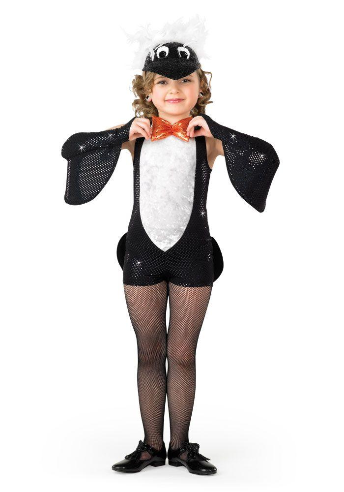 H382 - Happy Feet, penguin, Christmas show