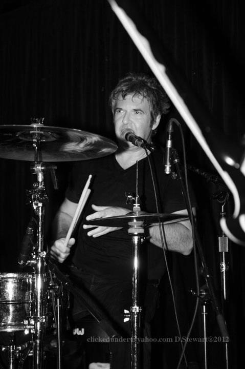 CLEM BURKE OF BLONDIE: One of rock's most prolific drummers has played at the Red Devil Lounge in numerous bands, including The International Swingers and with Hugh Cornwell (The Stranglers). Thanks to Clem for sharing so many great stories backstage with us. We'll be hosting Blondie and Devo at the Warfield in late 2012.