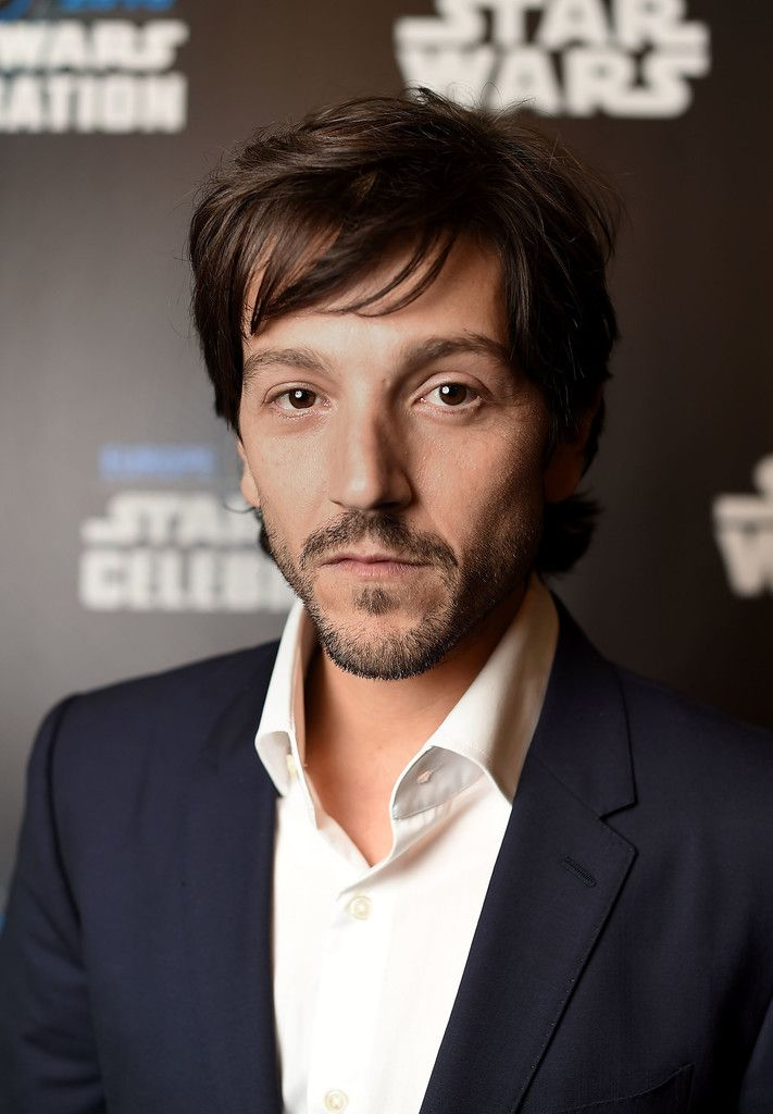 Diego Luna Photos Photos - Diego Luna attends the Star Wars Celebration at ExCel on July 15, 2016 in London, England. - 'Star Wars' Celebration