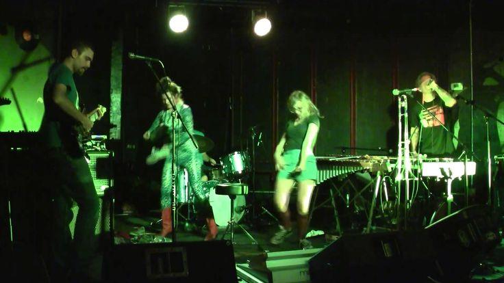 Mike Dillon Band 8/11/12 Lexington, KY @ Cosmic Charlies - SET TWO