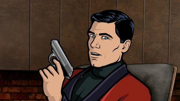 Archer - Season 2 - Internet Movie Firearms Database - Guns in ...