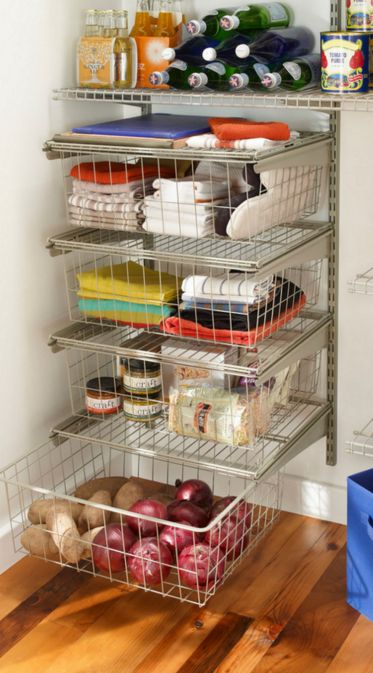 ClosetMaid Offers Storage And Closet Organization Solutions For Your  Bedroom Or Hall Closets, Kitchen, Pantry, Laundry, Garage Or Any Room Of  Your Home.
