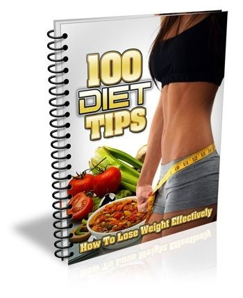 100 Diet Tips - 100 Beauty Tips EVERY Weight Loss Enthusiast Should Know