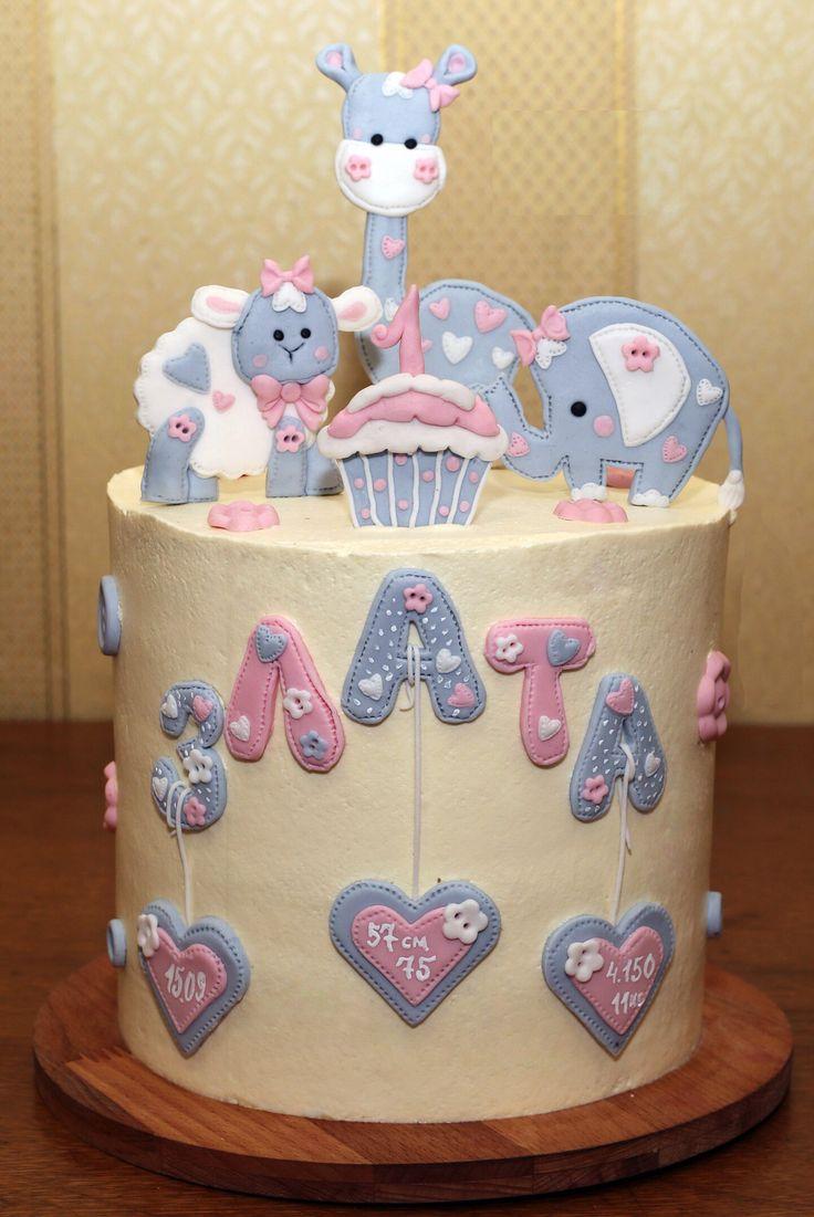Felt, baby cake