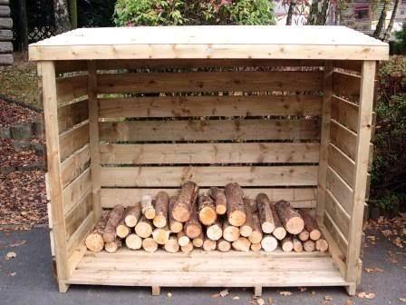 Simple Wood Store