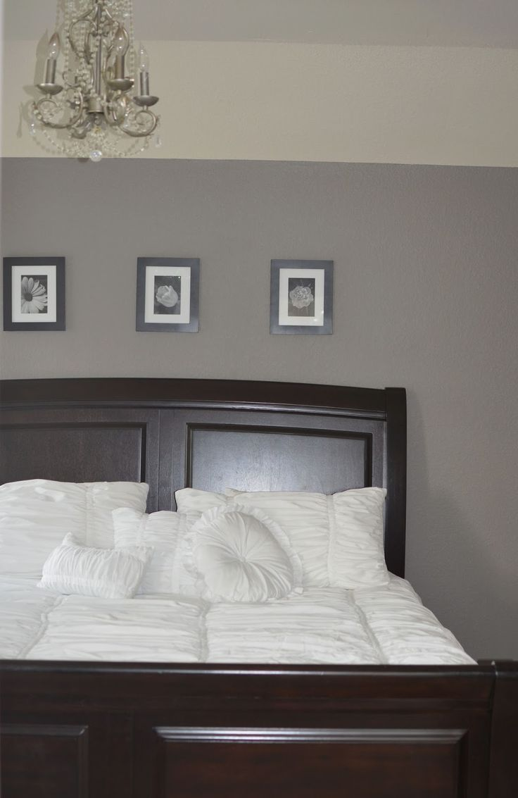 Grey Master Bedroom Grey White Chandelier Prints Diy Home Pinterest Master