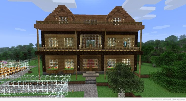 Viewing Gallery For - Minecraft Room Ideas