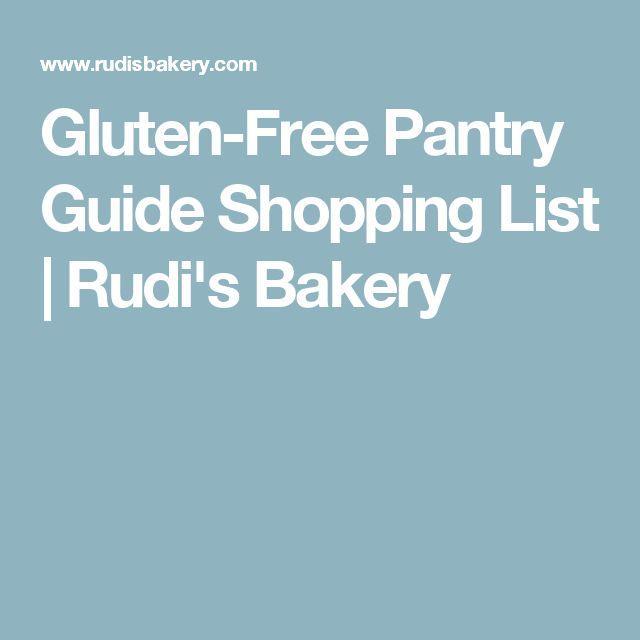 25+ melhores ideias de Gluten free shopping list no Pinterest - shopping lists