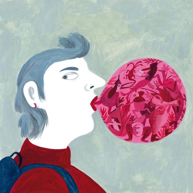 Bubble-Bosch - Iratxe López de Munáin