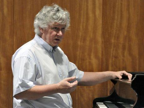Le pianiste et chef d'orchestre Zoltan Kocsis est mort