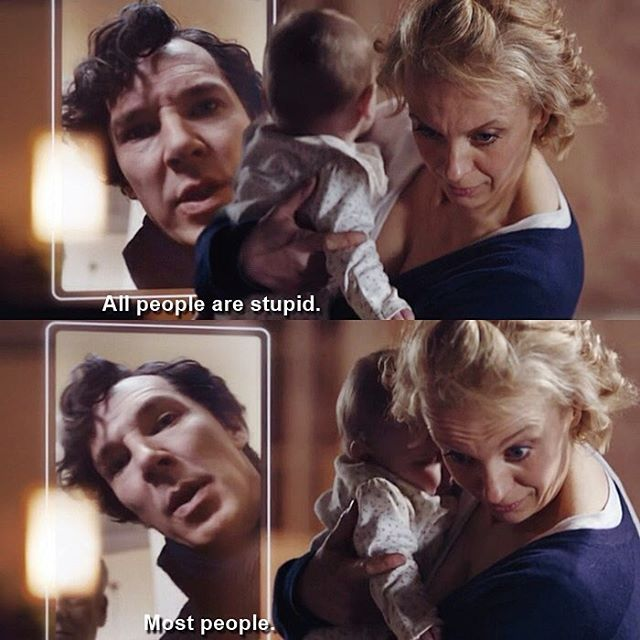 Mary and Sherlock had one of the most perfect relationships and exchanges...