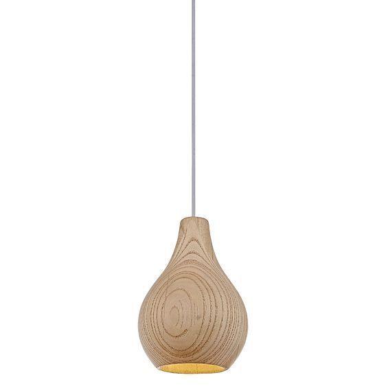 Replica Studio Fermetti Wood Blub Pendant C - Zest Lighting