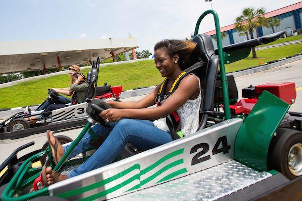 Frankie's Fun Park: Raleigh, NC