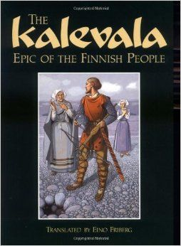 The Kalevala was published in 1835 with old poems, songs, and chants and inspired many artists with themes from the book.