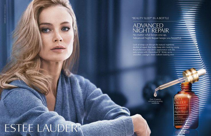 Estée Lauder SkinCare Advertising