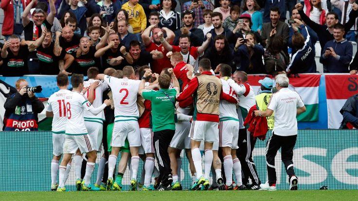 Európa-szerte, de még az Egyesült Államokban is arról cikkeznek, hogy a magyar labdarúgó-válogatott valósággal sokkolta Ausztriát.