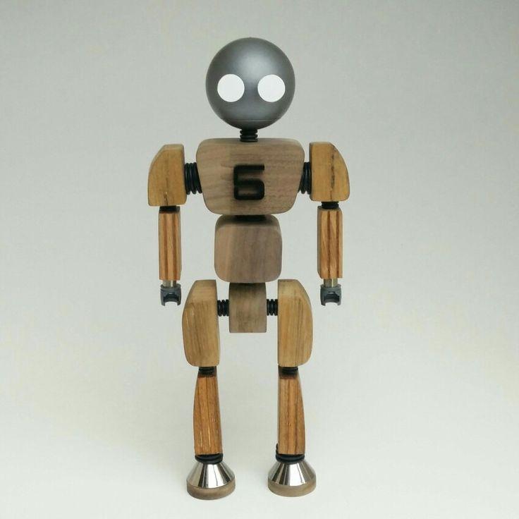 Woodbot bodybuilder nr5