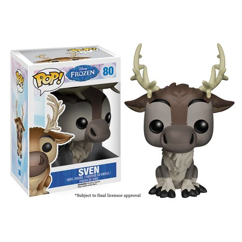 *NEED* Disney Frozen Sven Pop! Vinyl Figure - Funko - Frozen - Pop! Vinyl Figures at Entertainment Earth