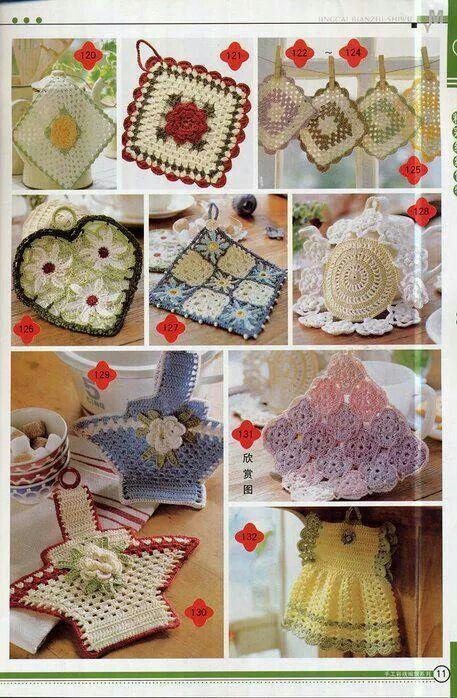 Ideias para croche