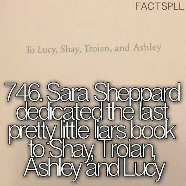 That's cool but I wonder why she wouldn't include Sasha in the dedication?