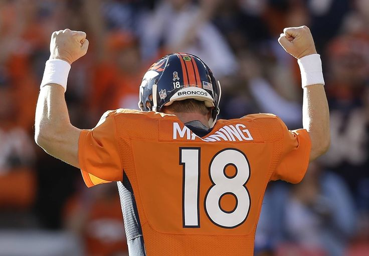 Peyton Manning ~ all 55 season touchdowns -- #ProFootballDenverBroncos
