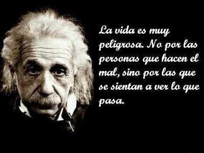 Resultado De Imagen Para Frases De Einstein En Español Calidad