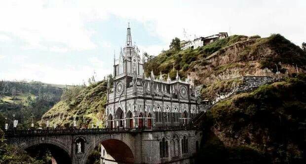 San Juan de Pasto. Colombia