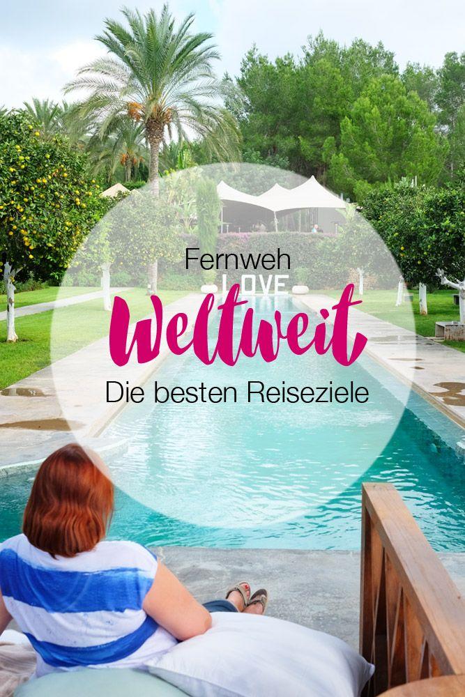 Fernweh Weltweit | Die besten Reiseziele - cover