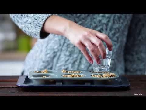 (4) ¿Cómo preparar canastillas con Avena Quaker®? - YouTube