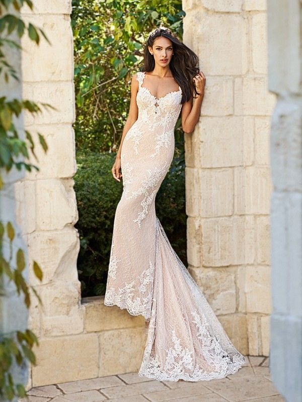 Pin On Lace Wedding Dresses