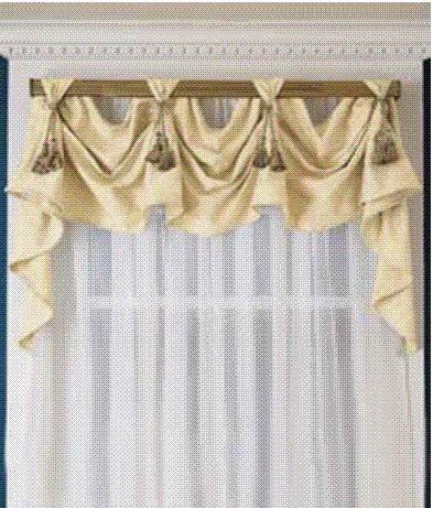 1000 ideas about cenefas para cortinas on pinterest for Cenefas para cortinas