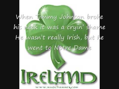 "I love Da Vinci's Notebook. This is ""Another Irish Drinking Song"" for a bit of St Patty's fun! (Satire/Humor)"