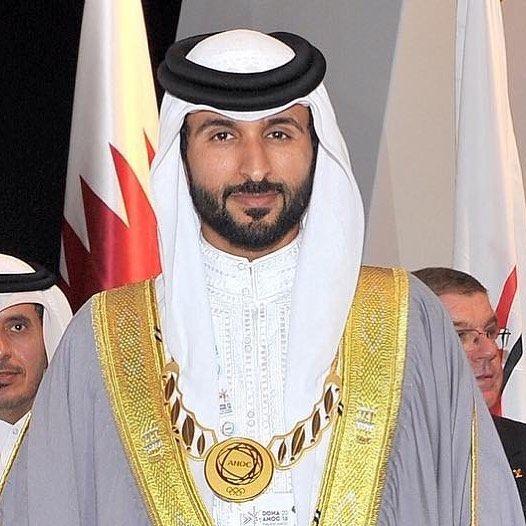 خالد بن حمد آل خليفة انستقرام