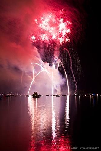 Archangel Shows - Kenora Ontario Harbourfest '08 - Taken by the talented Geoff Lussier of Icarus Photografix
