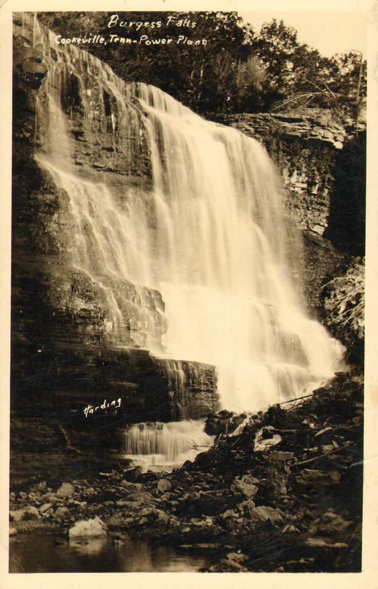 Tennessee white county walling - Burgess Falls State Park Is A State Park And State Natural Area In Putnam County And