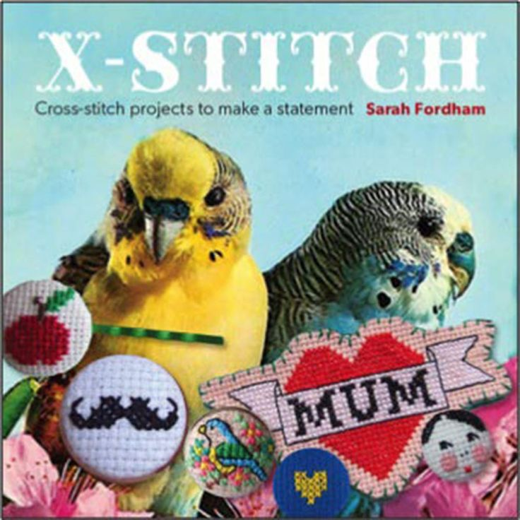 Guild Of Master Craftsman Books-X-Stitch