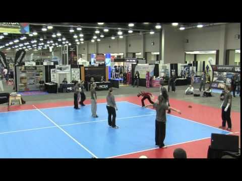 Train Footwork and Reaction Time! - Volleyball 2015 #34